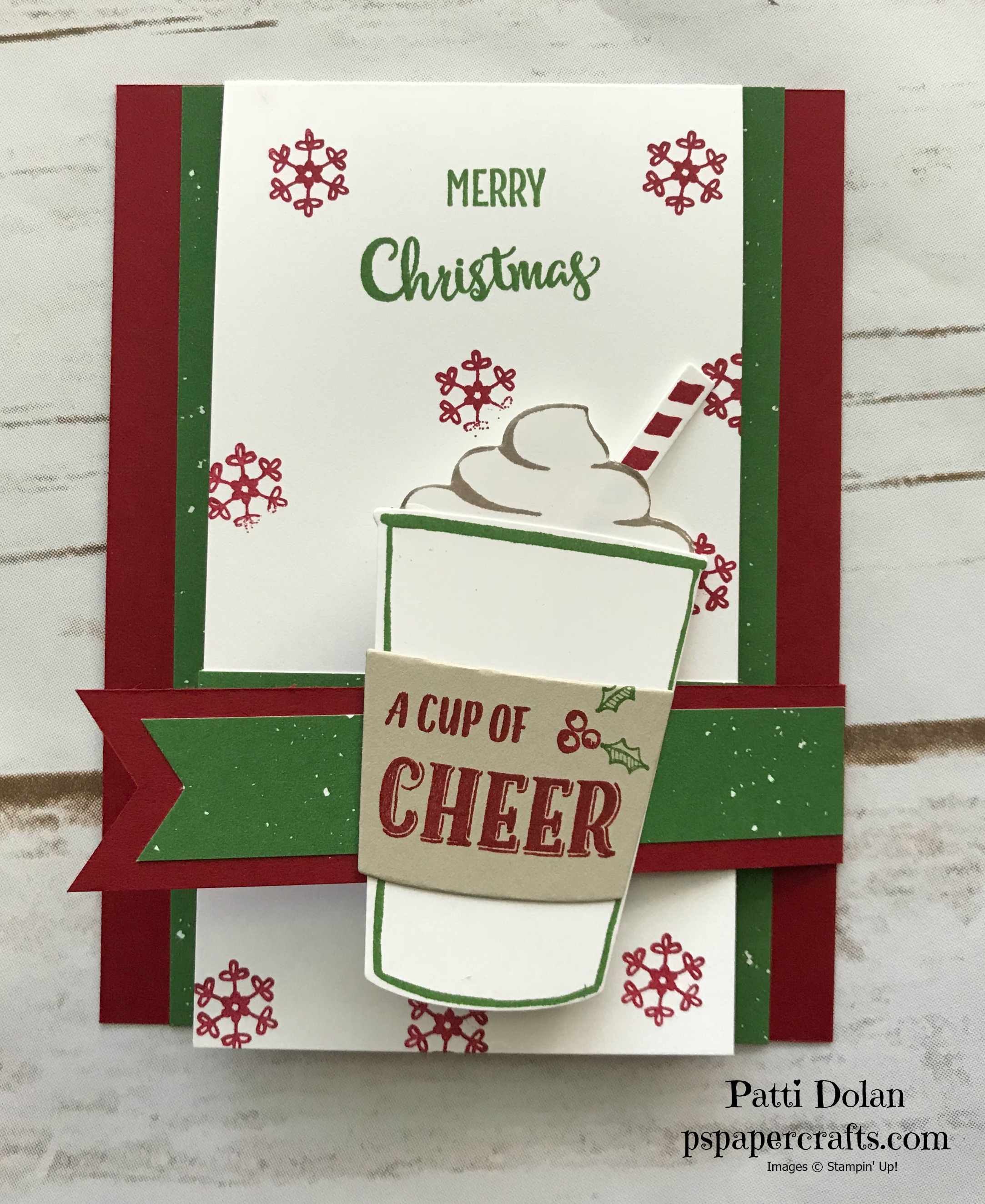 Merry Cafe Christmas Card with Gift Card Holder Single2.jpg