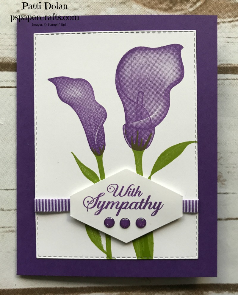 Lasting Lily Sympathy Cards Gorgeous Grape.jpg