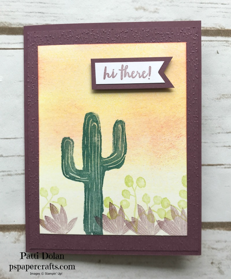 Flowering Desert Hi There Card .jpg