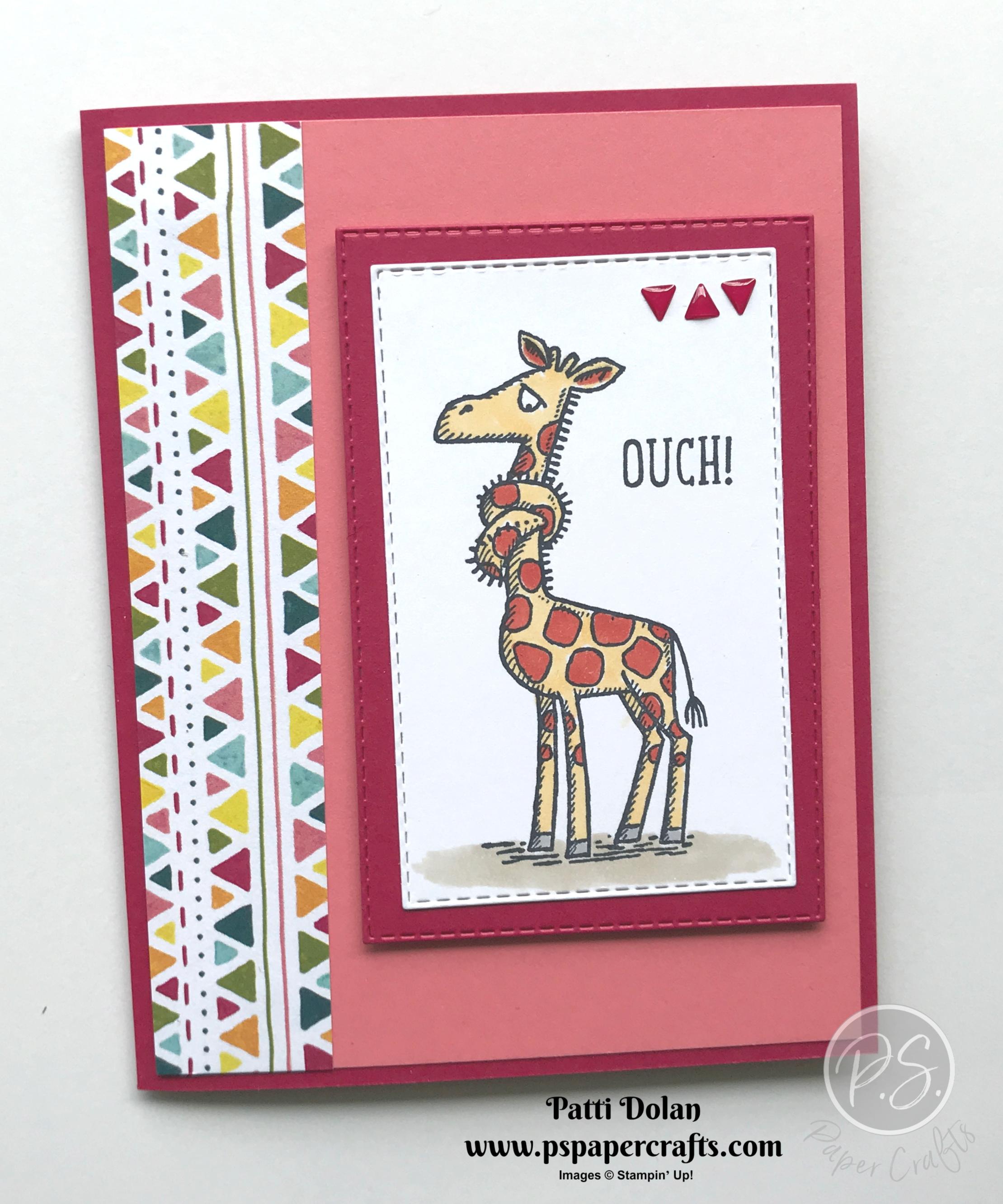 Back On Your Feet Giraffe Red2.jpg