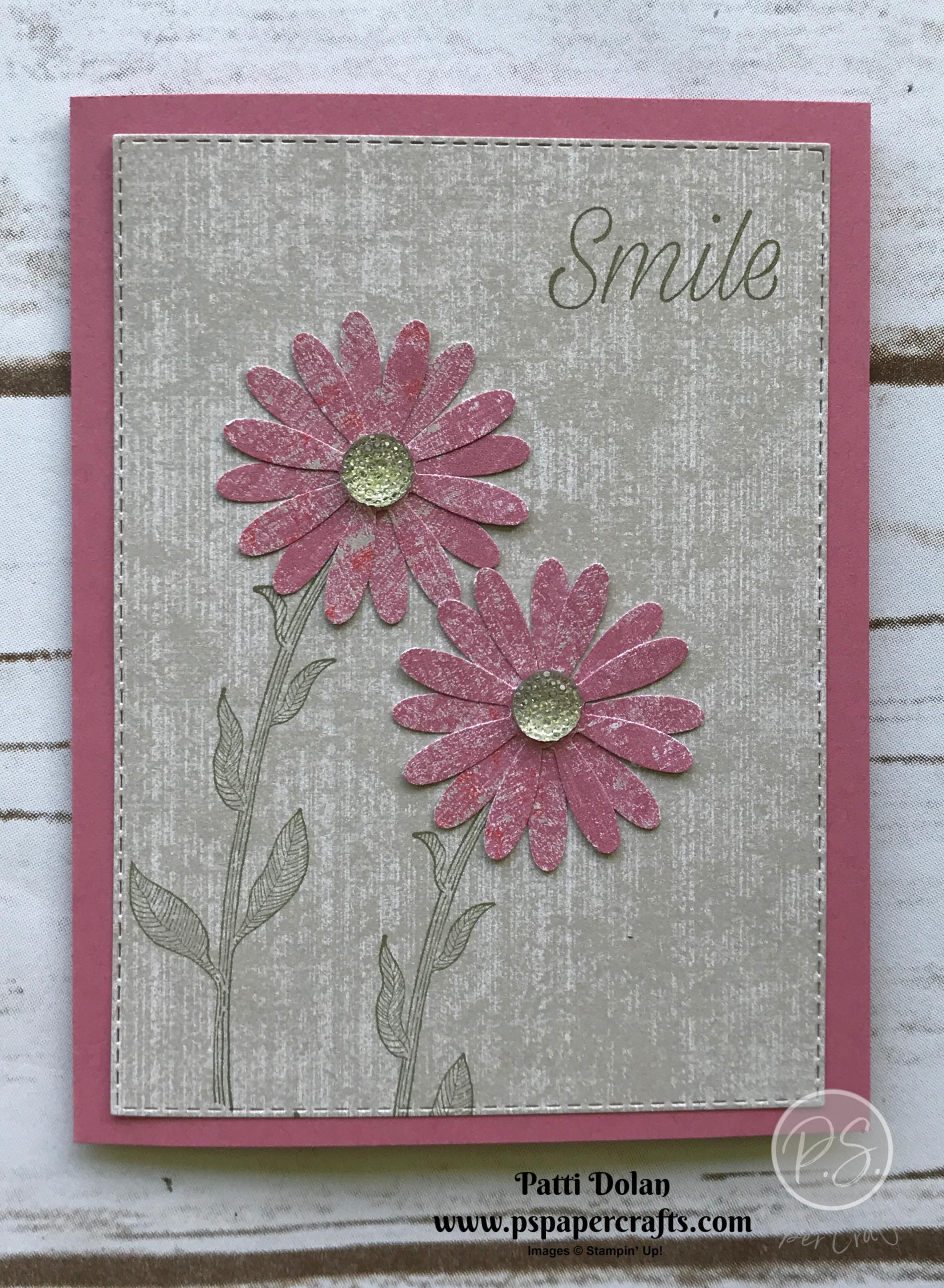 Daisy Lane Woven Threads Card smile.jpg