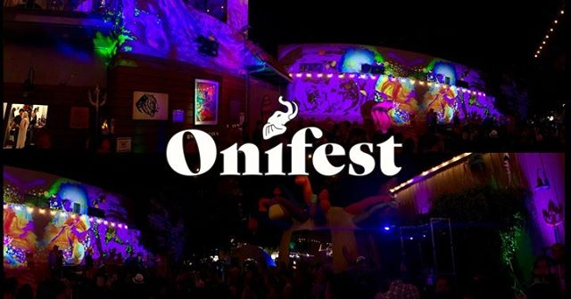 #TBT to #Onifest! We love this video recap made by our friends at @snoitcudorp (swipe for part 2)! Thank you again to the 430+ guests that came to Oniracom for the festivities and major thanks to the many incredible people who made it all possible! @themadalchemistliquidliteshow @u.s.elevator @willyteataylor @soulcalsmokehouse @flair_projectsb @mcavene @summersolsticesb @johnny_irion @seaclifftheband Full recap at oniracom.com/blog (link in bio!)