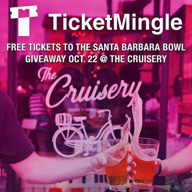 Oniracom recently designed and developed @TicketMingle. To celebrate and spread the word, #TicketMingle along with @929kjee  will be hosting a few Happy Hour Events around town. Happy Hour #1 is tomorrow, Oct 22nd 5:30-8pm at @TheCruisery. 10 tickets to see @Hozier at the @sbbowl will be given away at the event! TicketMingle is also offering BOGO (Buy One, Get One FREE) deals on all tickets purchased through the TicketMingle App! That means half pice tickets to @hozier, @thomyorke and @tenaciousd! Download the TicketMingle app before these shows sell out! 📲🎫🎉