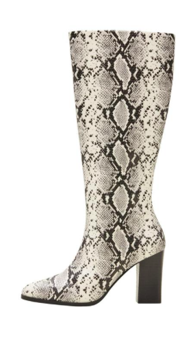 Snake Effect Boots