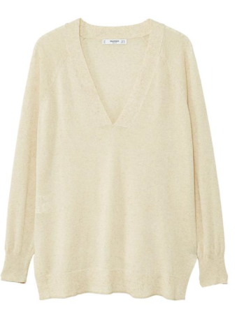 Knit Linen Sweater