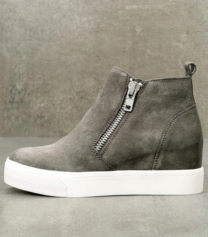 Steve Madden Wedgie Sneaker $89