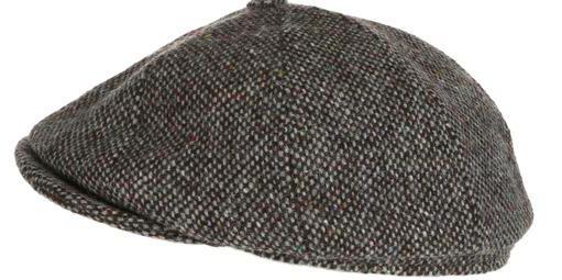Newsboy Cap Tweed