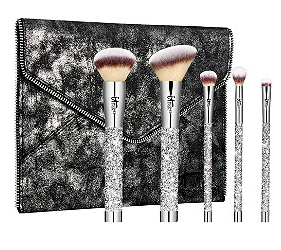 Make a night of IT brush set  $48