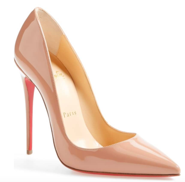 'So Kate' Pointy Toe Pump - Christian Louboutin