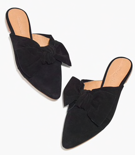 The Remi Bow Mule