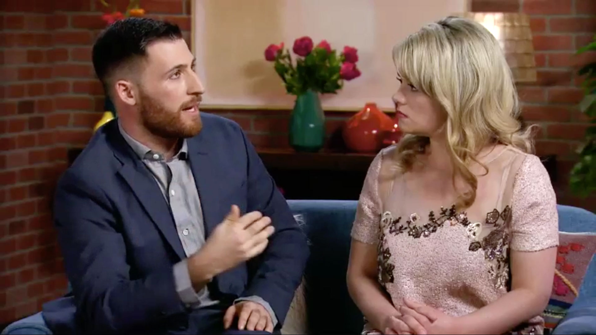 is luke on married at first sight