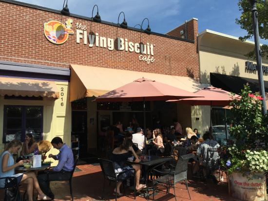 Flying Biscuit Cafe - Raleigh NC via  Trip Advisor