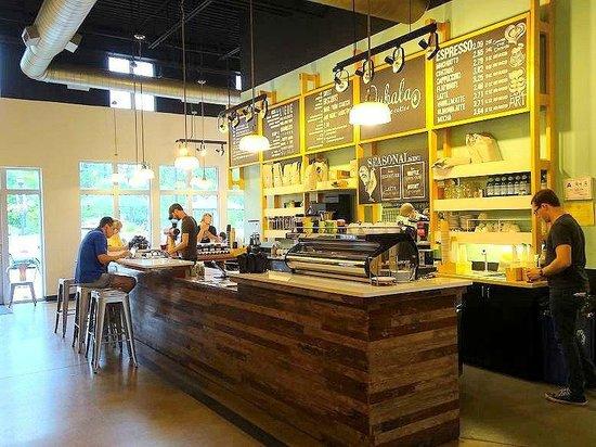 Jubala Coffee, Raleigh NC via  Tripadvisor