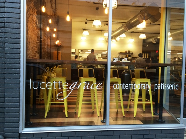 Lucette Grace, Raleigh NC via  NC Triangle Dining