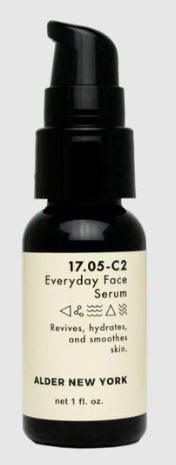 Everyday Face Serum from Alder New York  $36