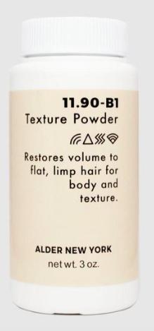 Alder New York Texture Powder  $27