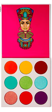 Juvia's Place The Zulu Eyeshadow Palette