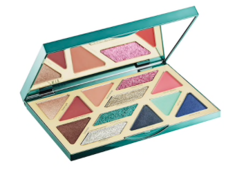 High Tides & Good Vibes Eyeshadow Palette by Tarte -  $39