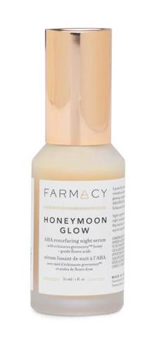 Honeymoon Glow AHA Resurfacing Night Serum  $58