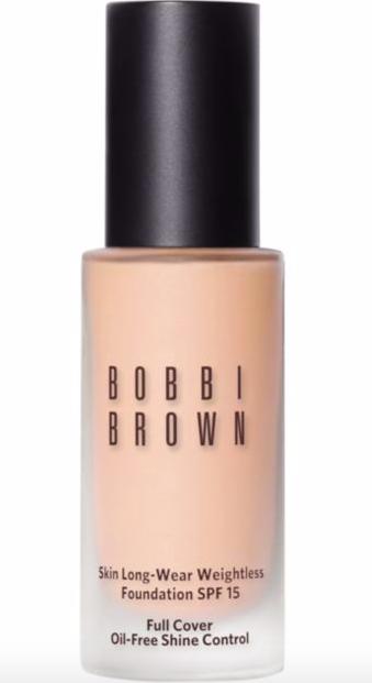 Bobbi Brown Skin Longwear Weightless Foundation