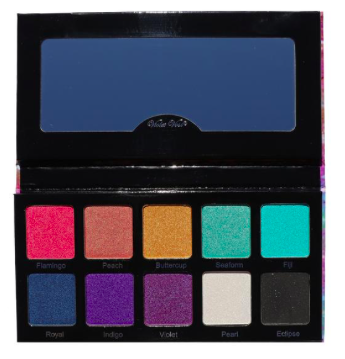 The Rainbow Palette  $30 by Violet Voss