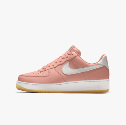 Women's Nike Air Force 1  $110