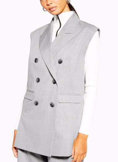 Tonic Sleeveless Jacket ($45)
