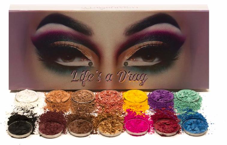 Lunar Beauty Life's A Drag Palette  $45