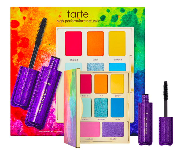 Tarte Let It Rain-bow Eye Set  $24