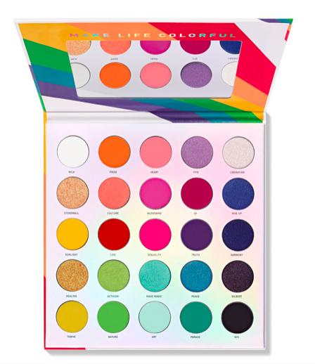 25L Live In Color Artistry Palette  $20