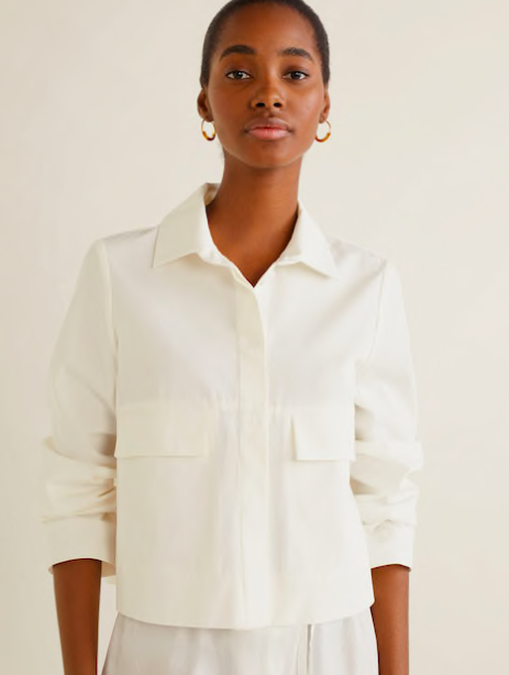 Organic Cotton Jacket  $99