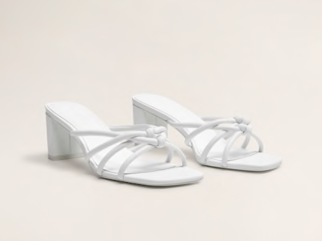 Leather Straps Sandals  $99
