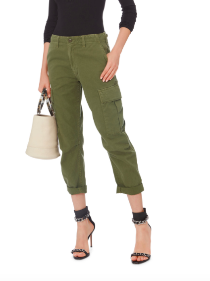 RE/DONE Army Cargo Pants ($250)