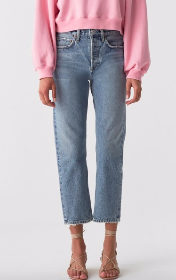 PARKER EASY STRAIGHT JEANS ($188)