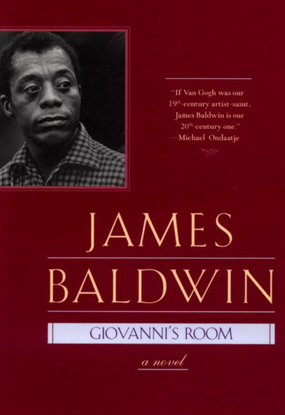 Giovanni's Room   by James Baldwin via  Amazon