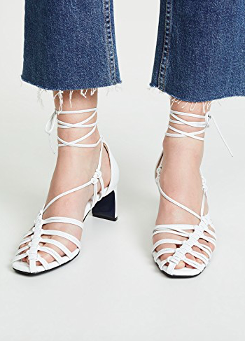 Braided Heel Sandals by Suecomma Bonnie $465