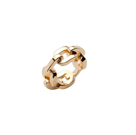 Single Chain Link Ring $220