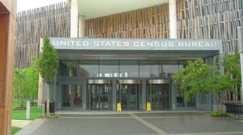 US Census Bureau via  NBC Philadelphia