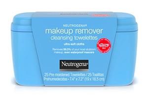 Neutrogena Makeup Remover Towelettes $7