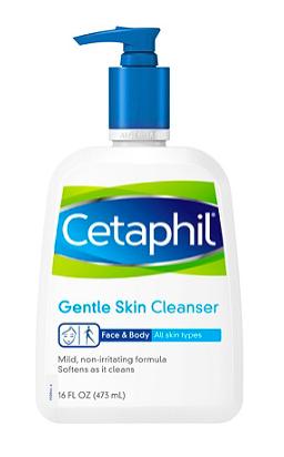 Cetaphil Gentle Skin Cleanser $13