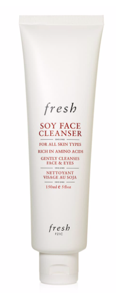 Fresh Soy Face Cleanser $15