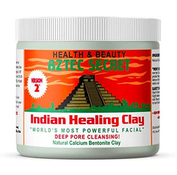 Aztec Secret - Indian Healing Clay $9