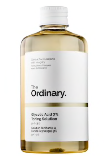 The Ordinary Glycolic Acid 7% Toning Solution $8