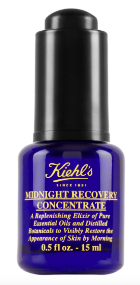 Kiehl's Midnight Recovery Concentrate $27