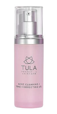 TULA Acne Clearing & Tone Correcting Gel $36