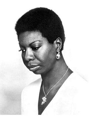 Nina Simone via  News Observer