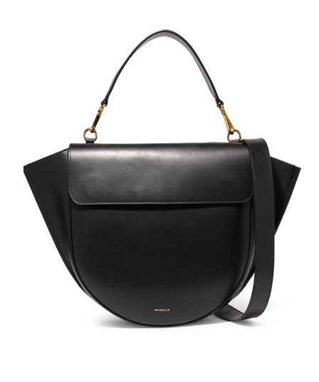 Wandler Hortensia Large Leather Shoulder Bag  $1050