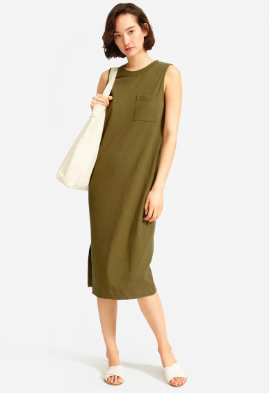 This will be amazing for lazy days or rooftop brunch. via Everlane  $40