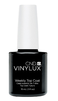 Vinylux Weekly Top Coat, $10