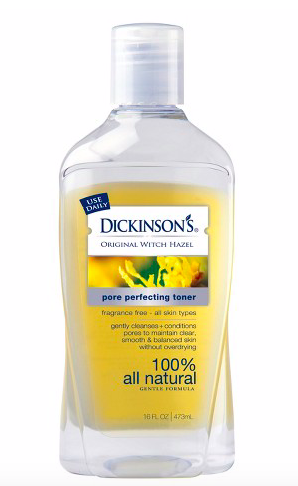 Dickinson's Original Witch Hazel Pore Perfecting Toner,  $3.99